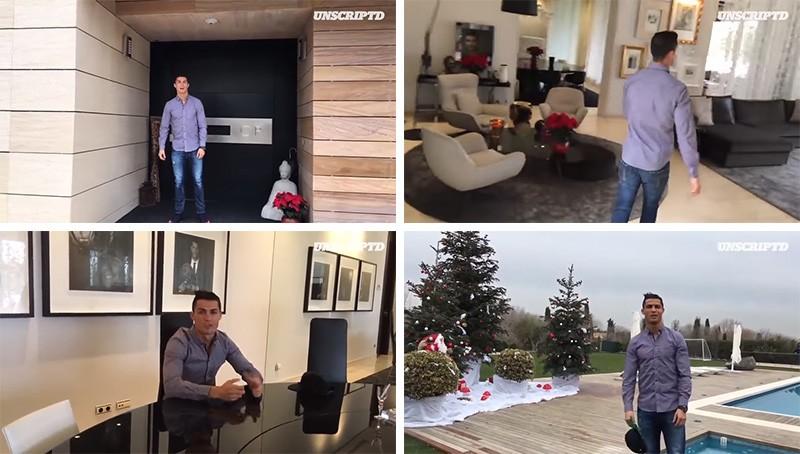 Ronaldo House 2017
